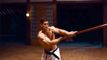 Scott Adkins en Ninja