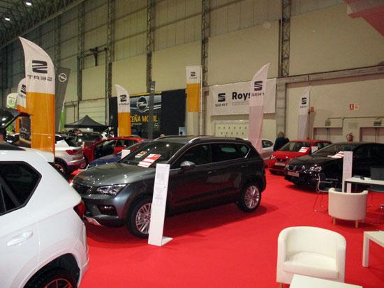 SEAT y CUPRA en el Salón del Automóvil de Lugo 2019.