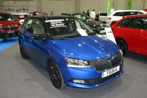 Nuevo Škoda Fabia.