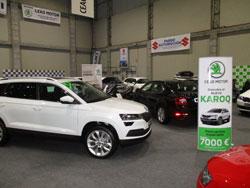 Skoda Karoq en el Salón del Automóvil de Lugo 2018