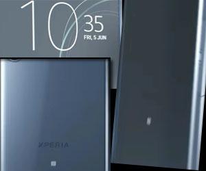 Diseño del Sony Xperia XZ Premium