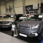 SsangYong Korando en el Salón del Automóvil de Lugo 2018