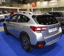 Nuevo Subaru XV en el Salón del Automóvil de Lugo 2018