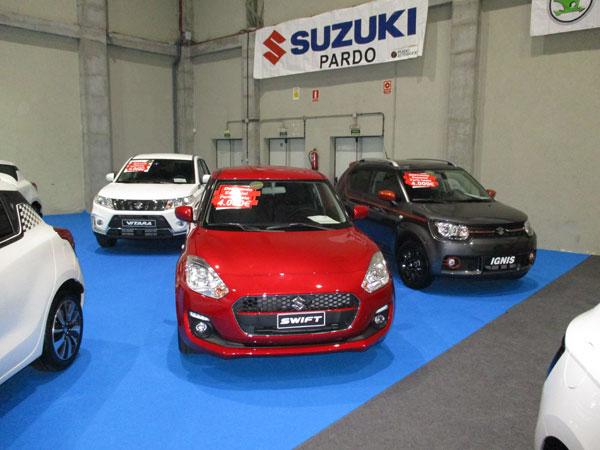 Nuevos Suzuki Swift, Vitara e Ignis