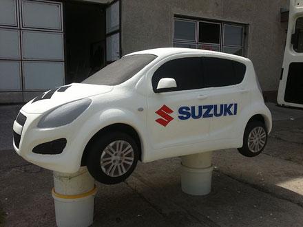 Marca de coches Suzuki