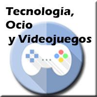 Todo en Tecnología, Ocio y Videojuegos.