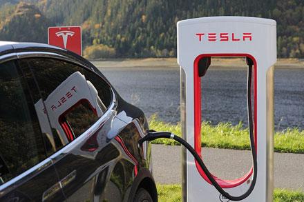 Marca de coches Tesla, Inc.