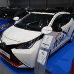 Toyota Aygo X-SKY en el Salón del Automóvil de Lugo 2018