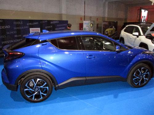 Nuevo Toyota C-HR Hybrid.