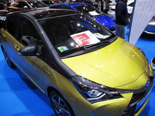 Nuevo Toyota Yaris Hybrid
