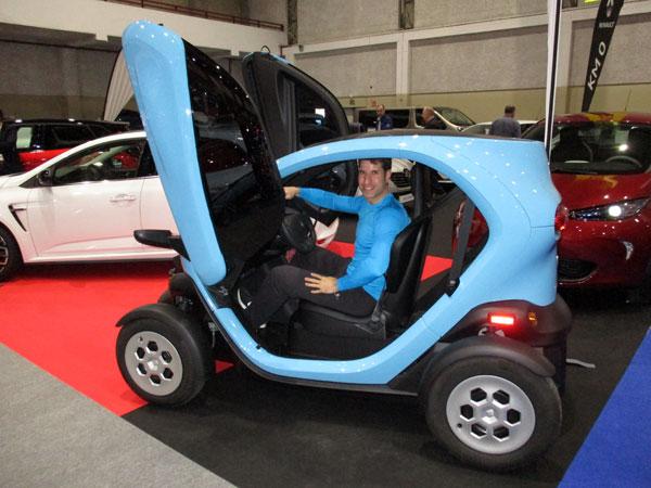 Nuevos vehículos utilitarios