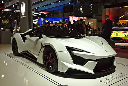 Marca de Coches W Motors
